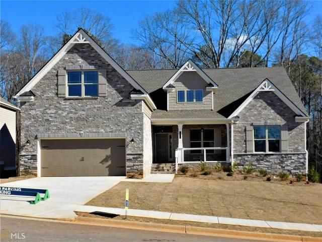 1379 Pond Overlook Dr #36, Auburn, GA 30011 (MLS #8835246) :: Crown Realty Group