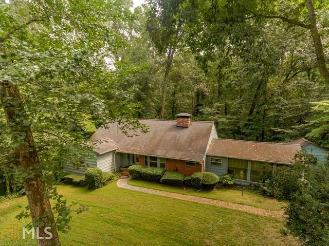4795 Northside Dr, Sandy Springs, GA 30327 (MLS #8835658) :: Tim Stout and Associates