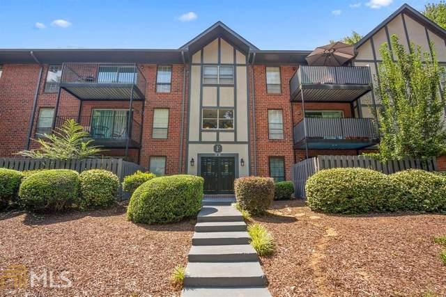 6851 NE Roswell Rd F33, Atlanta, GA 30328 (MLS #8836885) :: Tim Stout and Associates