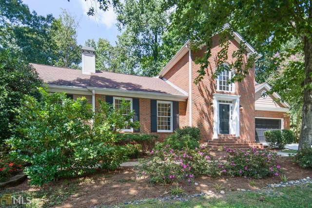 1856 Berkeley Mews, Atlanta, GA 30329 (MLS #8839435) :: Keller Williams Realty Atlanta Partners