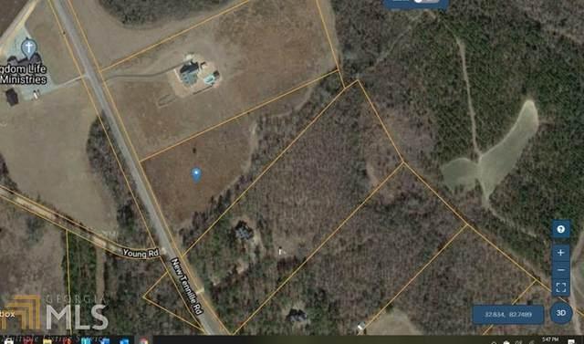 1860 New Tennille Rd, Harrison, GA 31035 (MLS #8840703) :: Rettro Group