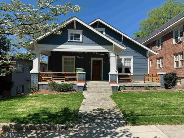 672 Linwood Ave, Atlanta, GA 30306 (MLS #8840819) :: Keller Williams Realty Atlanta Partners