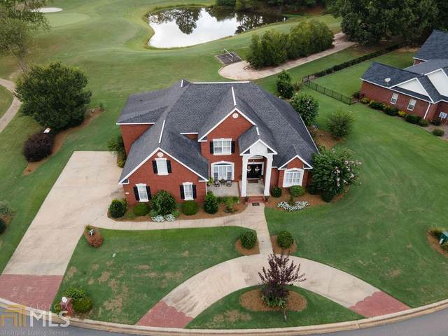 107 Horseshoe Bend Blvd, Kathleen, GA 31047 (MLS #8841680) :: AF Realty Group