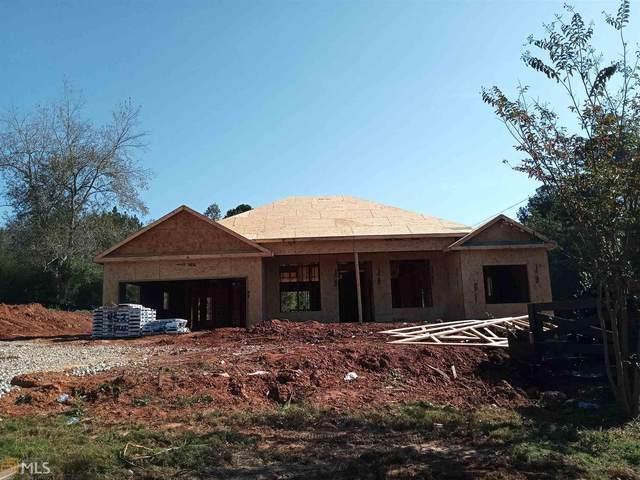 16 Forrest Bend Dr, Jefferson, GA 30549 (MLS #8841712) :: Crown Realty Group