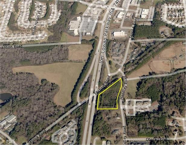 0 Highway 74N SE, Tyrone, GA 30290 (MLS #8846039) :: Anderson & Associates