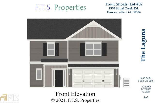 1570 Shoal Creek Rd, Dawsonville, GA 30534 (MLS #8846166) :: Athens Georgia Homes