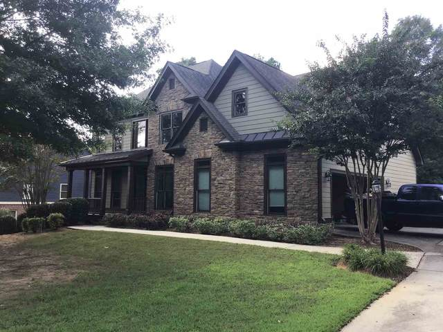 1201 Fairwinds, Loganville, GA 30052 (MLS #8846174) :: Military Realty