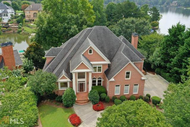 2160 Lake Shore Lndg, Alpharetta, GA 30005 (MLS #8846281) :: Tim Stout and Associates