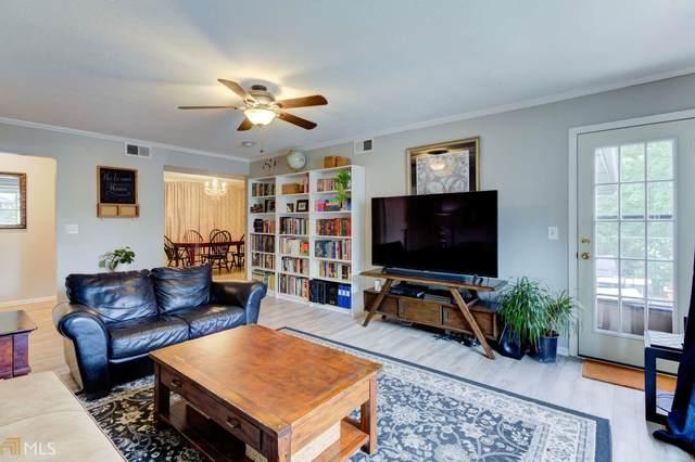 6851 Roswell Rd E7, Sandy Springs, GA 30328 (MLS #8846767) :: Tim Stout and Associates