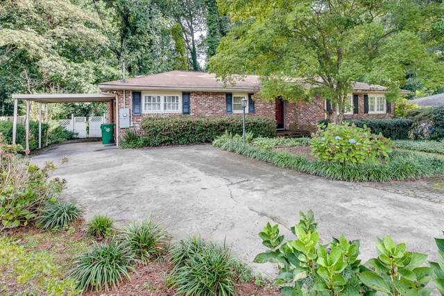 2813 Winding Ln, Brookhaven, GA 30319 (MLS #8847391) :: Crown Realty Group