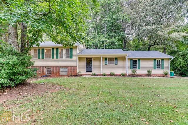 2762 Shetland Ln, Kennesaw, GA 30152 (MLS #8847410) :: The Realty Queen & Team