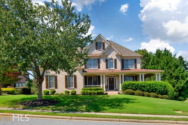 2080 Lantern Hill Ln, Dacula, GA 30019 (MLS #8847543) :: The Durham Team
