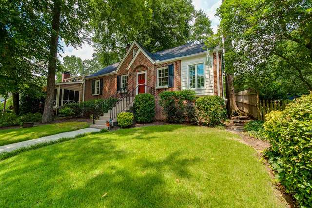 216 Springdale Dr, Atlanta, GA 30305 (MLS #8847683) :: Keller Williams Realty Atlanta Partners