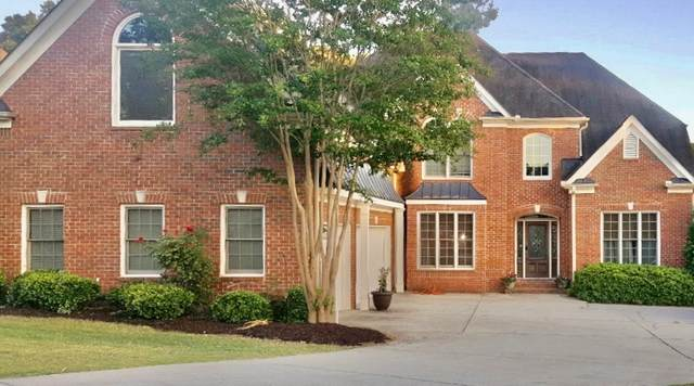 7650 Garland Cir, Atlanta, GA 30349 (MLS #8847798) :: Rettro Group