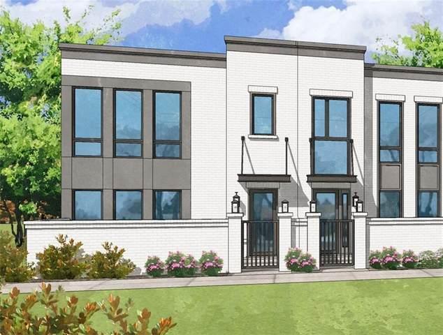 6405 Halcyon Way #9, Alpharetta, GA 30005 (MLS #8848001) :: Athens Georgia Homes