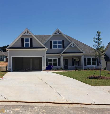 0 Dayton Way - Lot 84 Lot 84, Sharpsburg, GA 30277 (MLS #8848485) :: RE/MAX Eagle Creek Realty