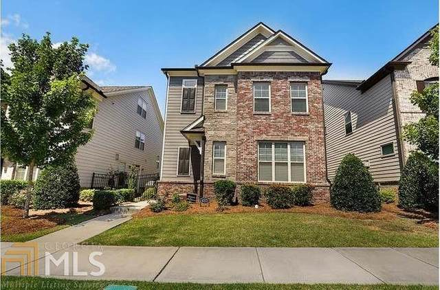 4371 Bellview Walk, Duluth, GA 30097 (MLS #8849445) :: The Durham Team