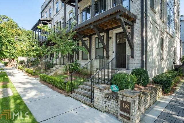 18 Peachtree Ave #1, Atlanta, GA 30305 (MLS #8849539) :: Athens Georgia Homes