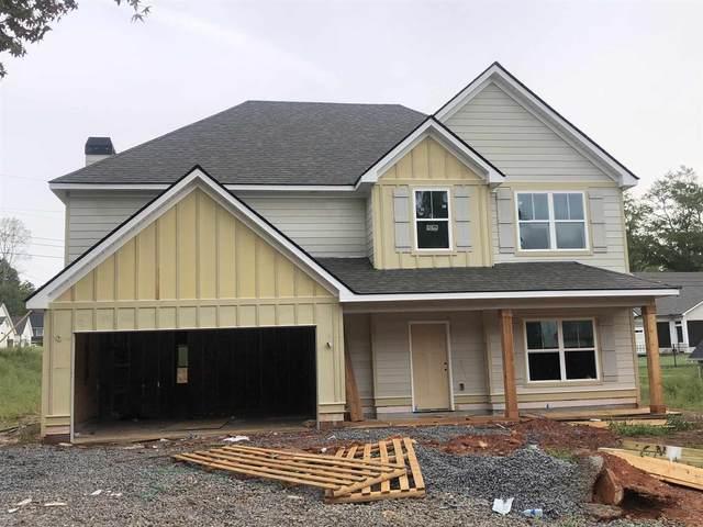 0 Hill St Lot 29, Newnan, GA 30263 (MLS #8849762) :: Keller Williams Realty Atlanta Partners
