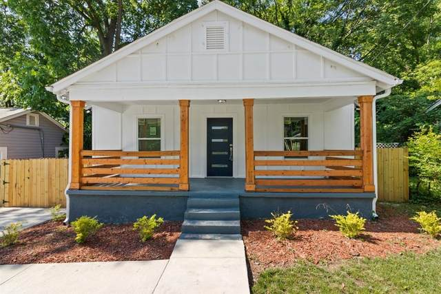 1360 NW Akridge St, Atlanta, GA 30314 (MLS #8850058) :: Tim Stout and Associates
