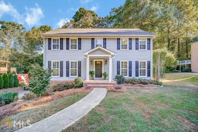 345 Millbrook Trce, Marietta, GA 30068 (MLS #8851903) :: Keller Williams Realty Atlanta Partners