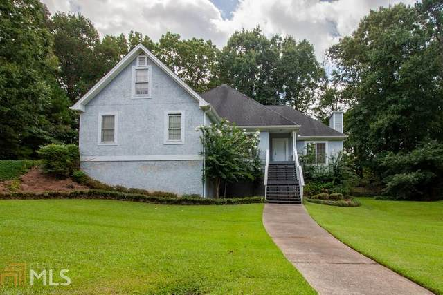1029 Oak Moss Dr, Lawrenceville, GA 30043 (MLS #8853083) :: Crown Realty Group