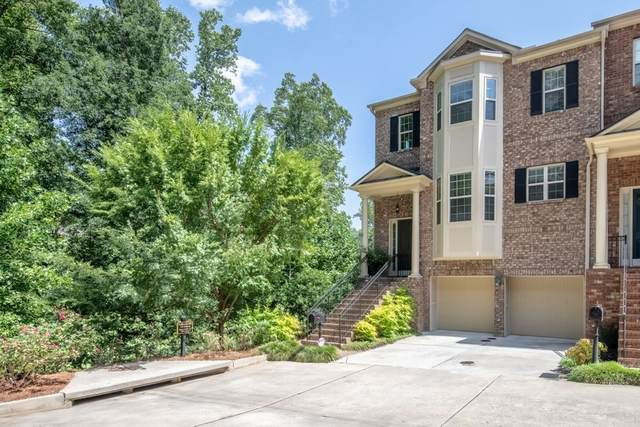 1917 Cherry Laurel Ct, Atlanta, GA 30339 (MLS #8853397) :: Keller Williams