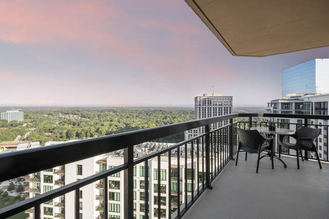 3481 Lakeside Dr P102, Atlanta, GA 30326 (MLS #8854082) :: Rettro Group