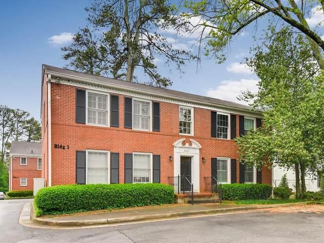 3669 Peachtree Rd 1C, Atlanta, GA 30319 (MLS #8854387) :: AF Realty Group