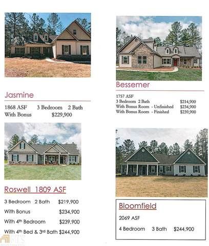 133 S Evergreen Lot 83 Phase 1, Barnesville, GA 30204 (MLS #8854887) :: Crown Realty Group
