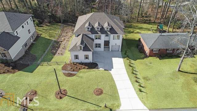 1417 Siesta Ln, Marietta, GA 30062 (MLS #8854921) :: Keller Williams Realty Atlanta Classic