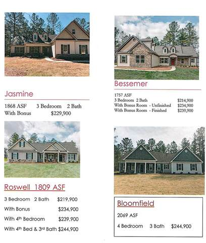 Lot 119 Cole Forest Blvd, Barnesville, GA 30204 (MLS #8855065) :: Crown Realty Group