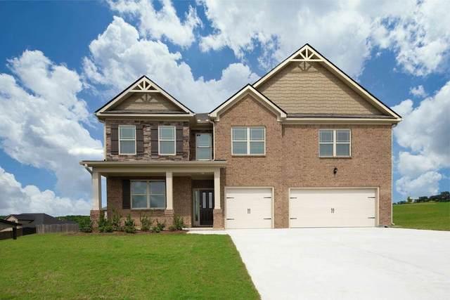 2856 Shoals Hill Ct #1052, Dacula, GA 30019 (MLS #8855613) :: Keller Williams Realty Atlanta Partners