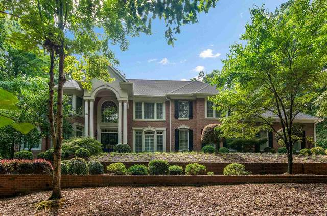 270 Turnberry Cir, Fayetteville, GA 30215 (MLS #8855639) :: Military Realty