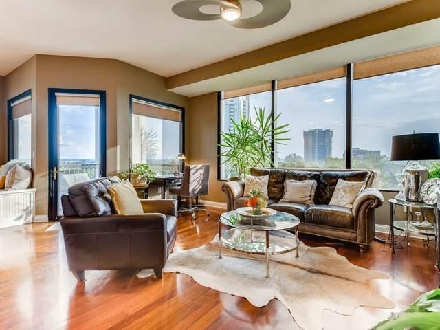 2828 Peachtree Rd #1001, Atlanta, GA 30305 (MLS #8855868) :: Regent Realty Company