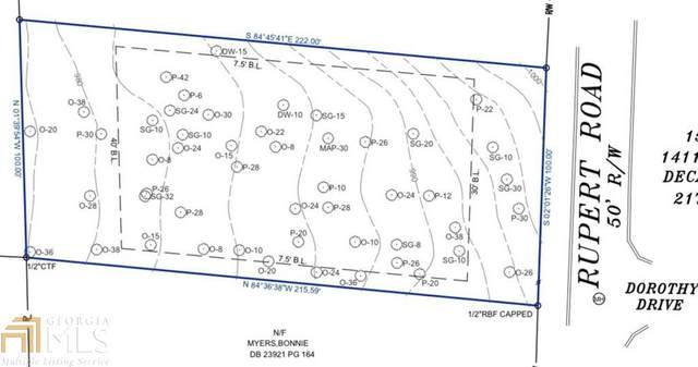 1411 Rupert Rd, Decatur, GA 30030 (MLS #8855908) :: Tim Stout and Associates