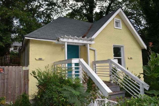 485 Dunbar St, Atlanta, GA 30310 (MLS #8856395) :: Crown Realty Group