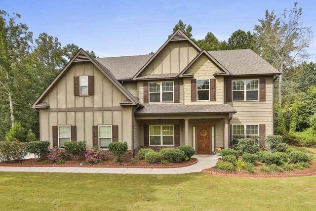 121 Northgate Preserve Dr, Newnan, GA 30265 (MLS #8856562) :: Keller Williams Realty Atlanta Partners