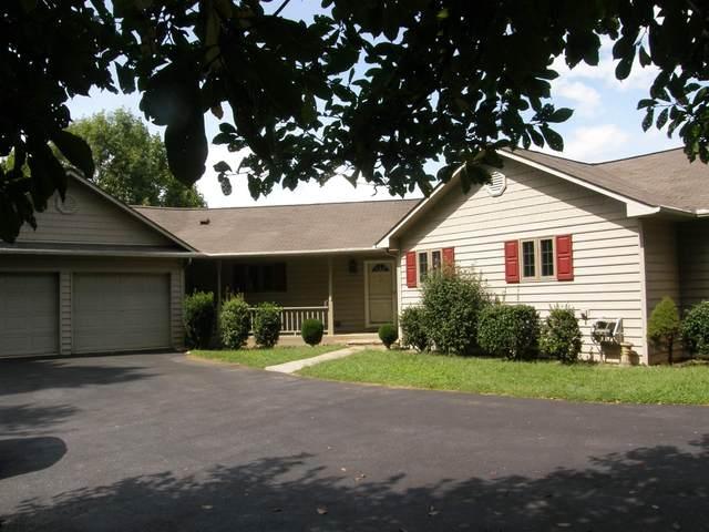 978 Laurel Ridge Ln, Hiawassee, GA 30546 (MLS #8856622) :: The Durham Team