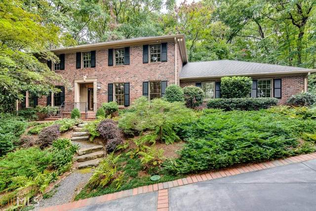 4473 Sentinel Post Rd, Atlanta, GA 30327 (MLS #8857294) :: Keller Williams Realty Atlanta Classic