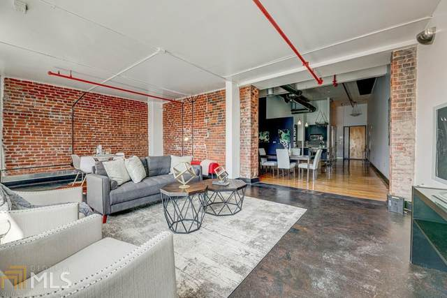 87 Peachtree St #209, Atlanta, GA 30303 (MLS #8857364) :: AF Realty Group