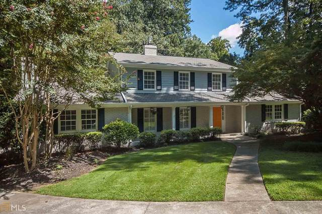 3507 Valley Rd, Atlanta, GA 30305 (MLS #8857403) :: Tim Stout and Associates