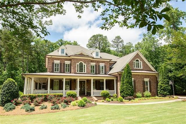 402 Monarch Lake Dr, Canton, GA 30115 (MLS #8857611) :: The Durham Team