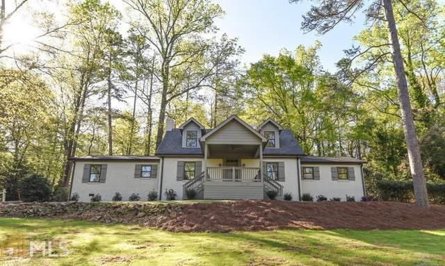 220 Plum Nelly Rd, Athens, GA 30606 (MLS #8857974) :: Crown Realty Group