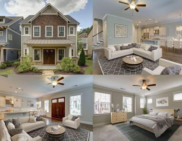 177 Golden Banner Ave, Marietta, GA 30060 (MLS #8858355) :: Keller Williams Realty Atlanta Partners