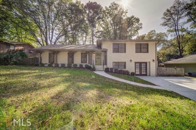 2469 River Oak Dr, Decatur, GA 30033 (MLS #8858374) :: Tim Stout and Associates