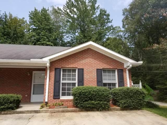249 Merrydale Ln D, Clayton, GA 30525 (MLS #8858424) :: AF Realty Group