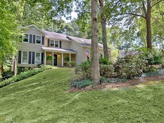 704 Bookman Pt, Peachtree City, GA 30269 (MLS #8858824) :: Keller Williams Realty Atlanta Partners
