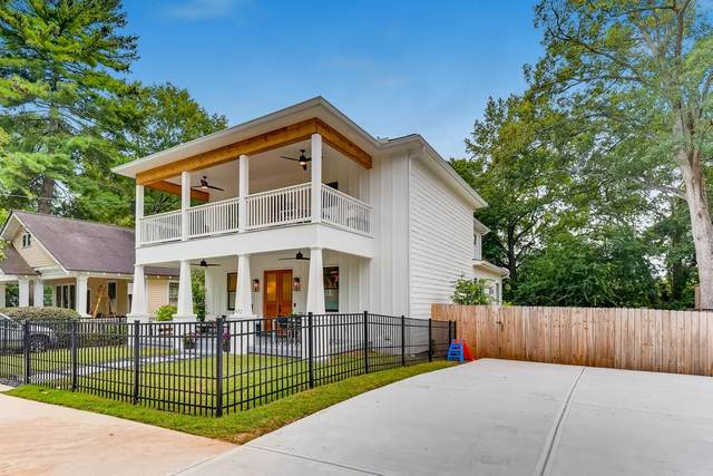 452 Clifton Rd, Atlanta, GA 30307 (MLS #8859275) :: Crown Realty Group