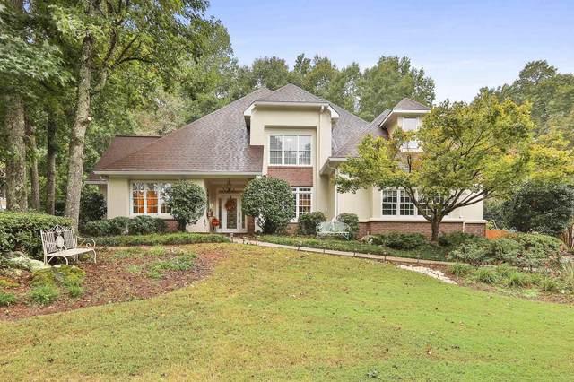 857 Southern Shore Dr #61, Peachtree City, GA 30269 (MLS #8859357) :: Keller Williams Realty Atlanta Partners